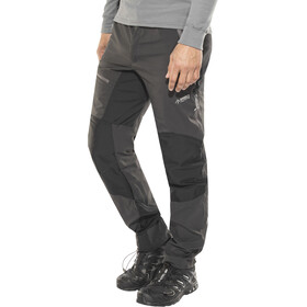 Directalpine Patrol Tech 1.0 Pants Short Men anthracite/black
